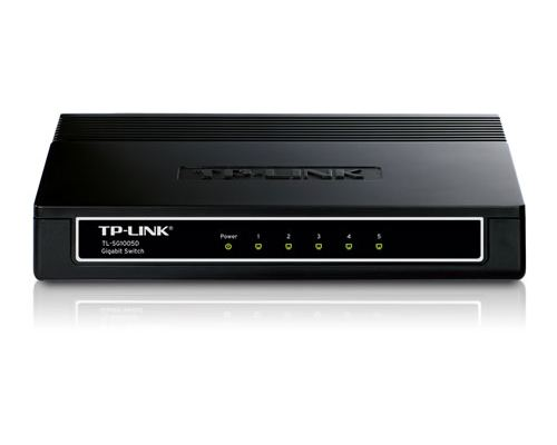 TP-LINK-5-Port-GIGABIT-Switch-10-100-1000-Mbit