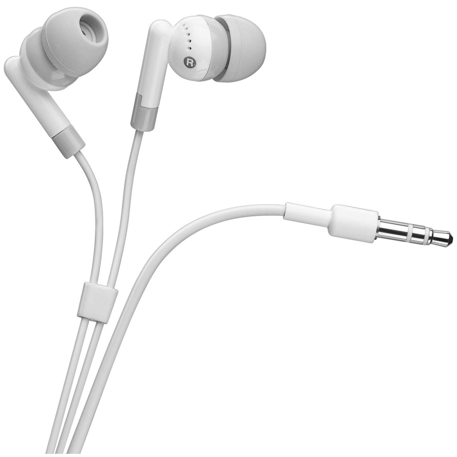 Metall InEar Headset  Kopfhörer für Handy Smartphone Rundkabel MP3 MP4 Mikrofon