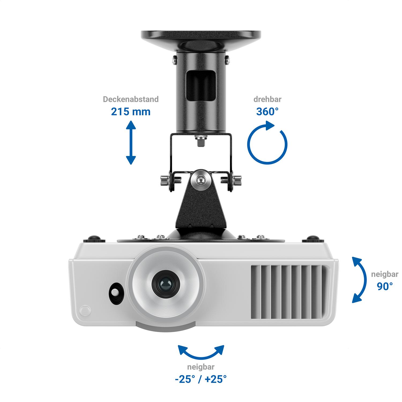 In Verantwortlich Beamerhalterung Projektor Deckenhalterung Beamer Halterung Universal Für Acer Ausgezeichnete QualitäT